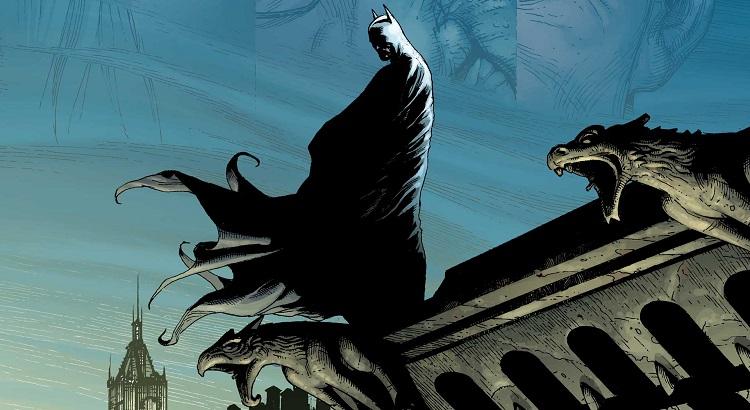 Comic-Superstar Gary Frank teast Artwork aus BATMAN: EARTH ONE Vol. 3