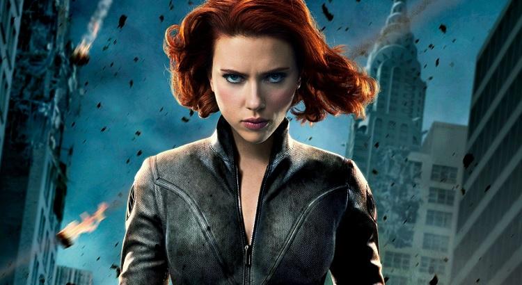 Marvel Studios mit Teaser-Trailer zum kommenden BLACK WIDOW Film