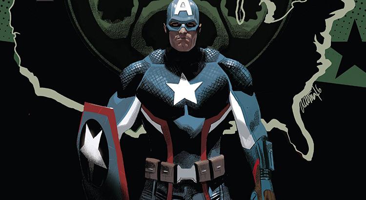 Comic Review: Captain America Bd. 04 - Der Niedergang einer Legende (Panini Comics)