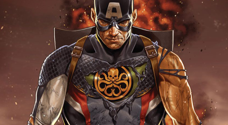 Comic Review: Secret Empire (Panini Comics)