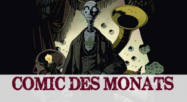 Comic Review: The Amazing Screw-On Head und andere seltsame Dinge (Cross Cult)