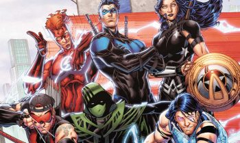 DC Comics cancelt Dan Abnetts TITANS im kommenden April
