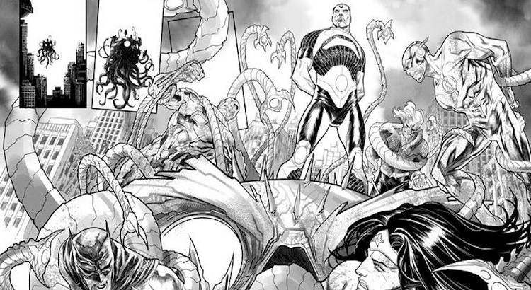"""Francis Manapul gibt Einblick in """"Justice League: No Justice"""" Mini-Serie"""