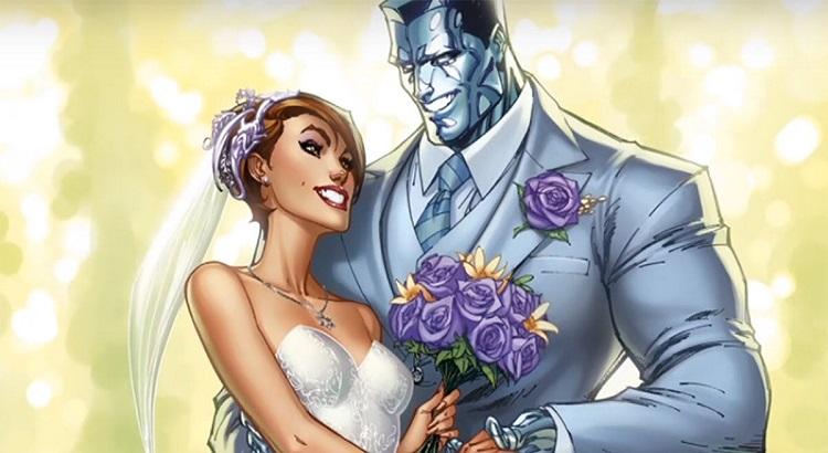 Romantik bei den X-Men: Marvel kündigt Hochzeit von Kitty Pryde und Colossus an