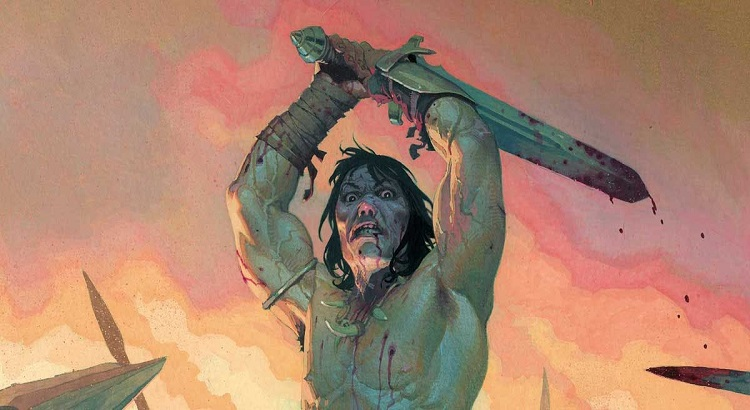 Comic Review: Conan, der Barbar Bd. 1 (Panini Comics)
