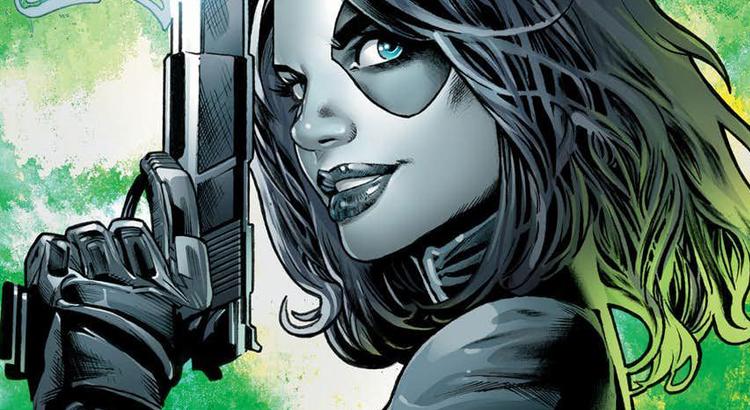 """Marvel kündigt """"Domino"""" Comic-Reihe von Gail Simone für April 2018 an"""