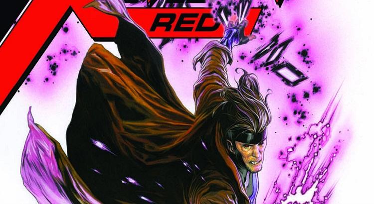 """Jean Greys X-Men-Team bekommt Zuwachs mit """"X-Men: Red"""" #03: GAMBIT"""