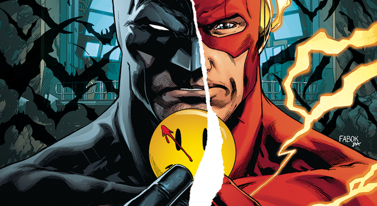 Comic Review: Batman #10 & 11 - The Button (Panini Comics)