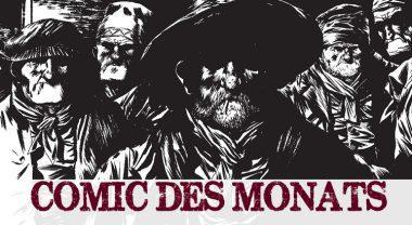 Comic Review: Brodecks Bericht (Reprodukt)