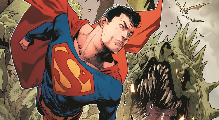 Tomasi, Gleason & Jurgens beenden ihre Arbeit an SUPERMAN mit Oversized Specials