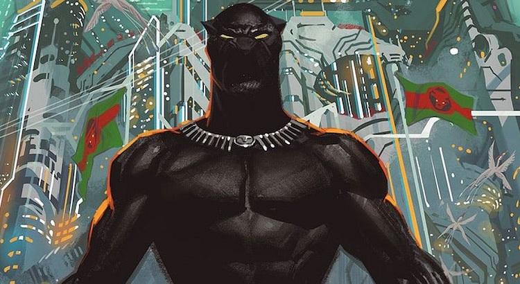 Marvel verschenkt diese Woche 5 Black Panther Comics