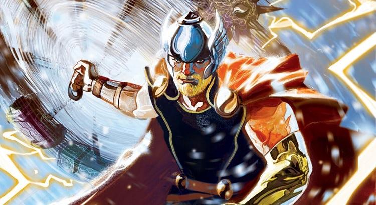 Marvel Fresh Start: Der Odinsohn wird wieder THOR - Jason Aaron & Mike del Mundo nehmen Neustart zur Serie vor