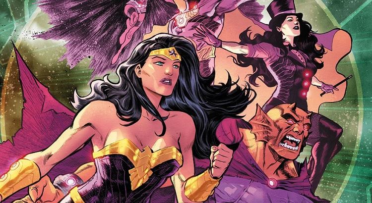 Justice League: No Justice - erste Story-Details zur Mini-Serie von Scott Snyder & Francis Manapul aufgetaucht