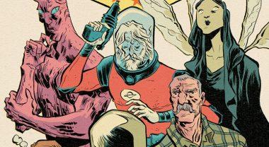 Jeff Lemires BLACK HAMMER:  diese Comics erwarten uns 2019 beim Splitter Verlag