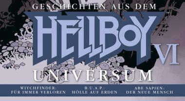 Comic Review: Geschichten aus dem Hellboy-Universum Bd. 06 (Cross Cult)