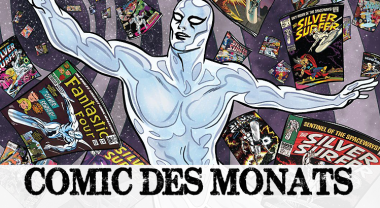 Comic Review: Silver Surfer Megaband (Panini Comics)