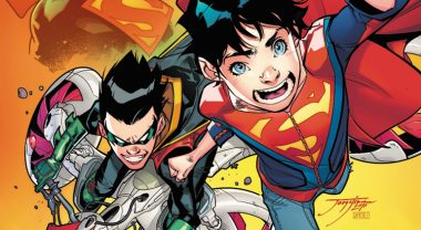 Comic Review: Super Sons Bd. 01 - Familienzoff (Panini Comics)