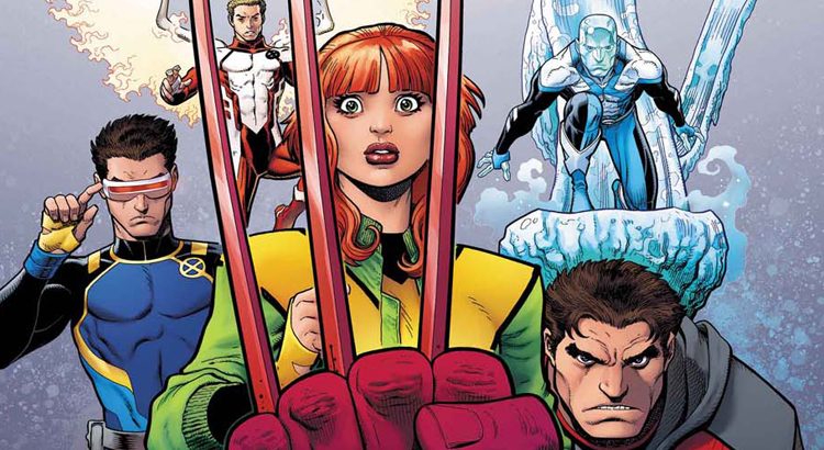 Comic Review: X-Men Blue Bd. 01 - Reise ins Blaue (Panini Comics)