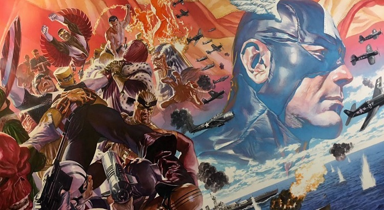 Marvel veröffentlicht Video-Trailer zum CAPTAIN AMERICA Relaunch