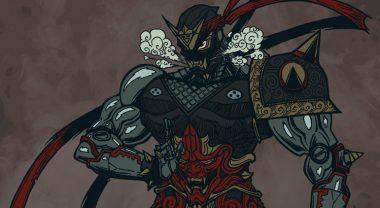 Comic-Anthologie CYBER NINJA 2082 auf Kickstarter gestartet