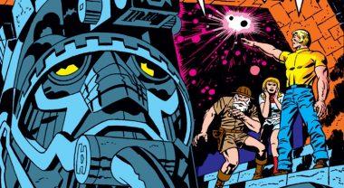 Marvel Studios findet Drehbuchautoren für anstehenden ETERNALS Film