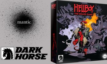 Mantic Games launcht Kickstarter-Kampagne zu HELLBOY: THE BOARD GAME
