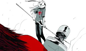 Splitter Verlag holt Joe Kellys & J. M. Ken Niimuras I KILL GIANTS nach Deutschland