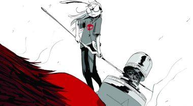 Comic Review: I Kill Giants (Splitter Verlag)