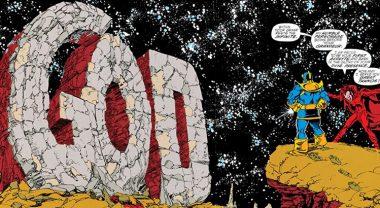 Thanos-Schöpfer Jim Starlin muss sich seinen neusten INFINITY-Comic über das Internet selbst kaufen