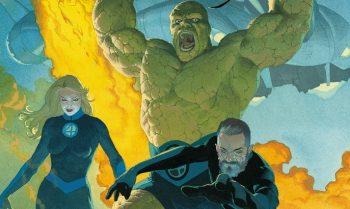 """Marvel gibt ersten Einblick in FANTASTIC FOUR Relaunch - Slott verspricht die """"Struktur des Teams zu ändern"""""""