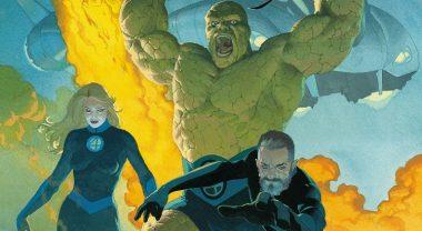 Marvel zeigt Video-Teaser zur Rückkehr der FANTASTIC FOUR & Esad Ribics Cover zur ersten Ausgabe