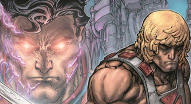 DC Comics kündigt Injustice / He-Man and the Masters of the Universe Crossover an