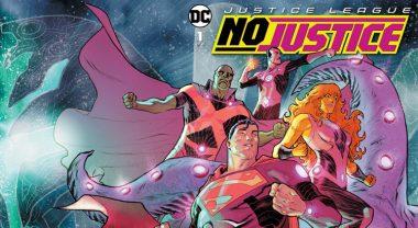 "DC Comics veröffentlicht Preview-Material zu Scott Snyders kommenden Mini-Serie ""Justice League: No Justice"""
