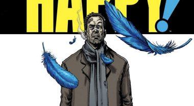 Vorerst keine Neuauflage von Grant Morrisons & Darick Robertsons HAPPY! bei Panini Comics