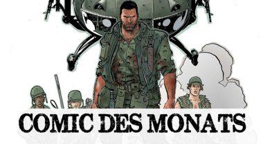 Comic Review: Punisher - Platoon - Kampf ums Überleben (Panini Comics)