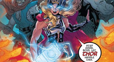 Comic Review: Thor Bd. 05 - Krieg der Thors (Panini Comics)