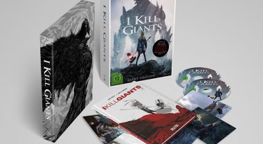 Koch Media & Splitter Verlag bringen I KILL GIANTS Film + Comic Special Edition