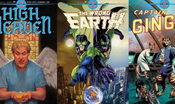 AHOY Comics: neuer US-Verlag startet im September - Beiträge von Grant Morrison, Ann Nocenti u.a. bestätigt
