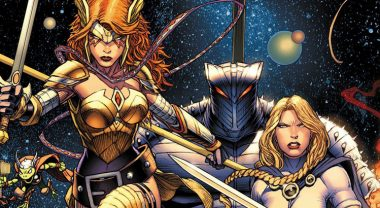 Marvel zeigt, was sich hinter den ASGARDIANS OF THE GALAXY verbirgt