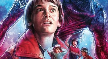 Dark Horse Comics & Netflix kündigen STRANGER THINGS Comic-Line an