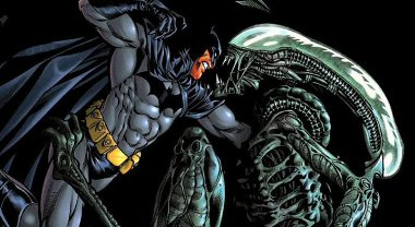 Comic Review: Batman vs. Aliens (Panini Comics)