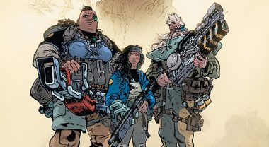 Comic Review: Extremity Bd. 02 (Cross Cult)