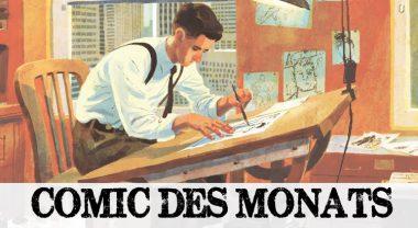 Comic Review: Joe Shuster - Vater der Superhelden (Carlsen)
