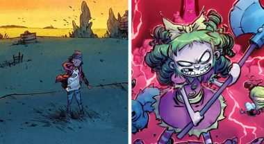 Skottie Young beendet I HATE FAIRYLAND & kündigt MIDDLEWEST als neue Ongoing-Serie für Image Comics an