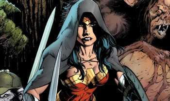 DC Comics kündigt Wonder Woman / Justice League Dark Crossover an