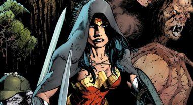 DC Comics kündigt Wonder Woman / Justice League Dark Crossover an