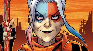DC Comics' Old Lady Harley Quinn bekommt eine eigene Mini-Serie im kommenden Oktober