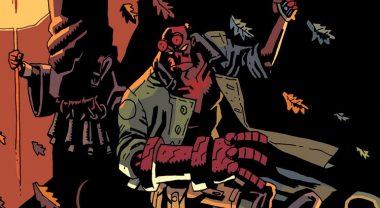 SDCC: Dark Horse Comics kündigt drei neue Mignolaverse Titel für Ende 2018 an