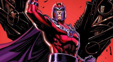 Marvel teast neue X-Men-Serie mit Fokus auf Magneto: X-MEN: BLACK