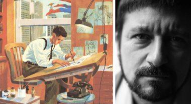 "Interview: Julian Voloj - im Gespräch mit dem Autor der Graphic Novel ""Joe Shuster - Vater der Superhelden"""